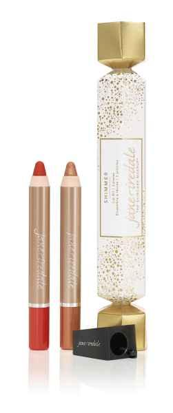 Jane Iredale Lip Kit Shimmer ltd. Edition