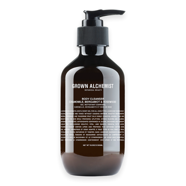 Body Cleanser Chamomile, Bergamot & Rosewood