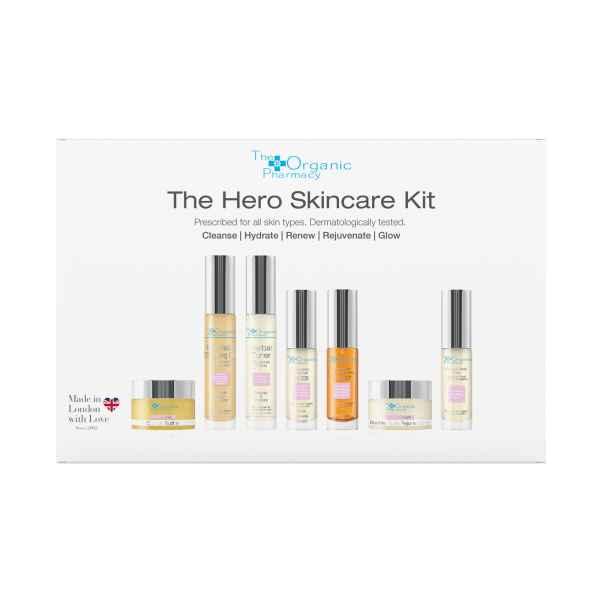 Hero Skin Care Kit