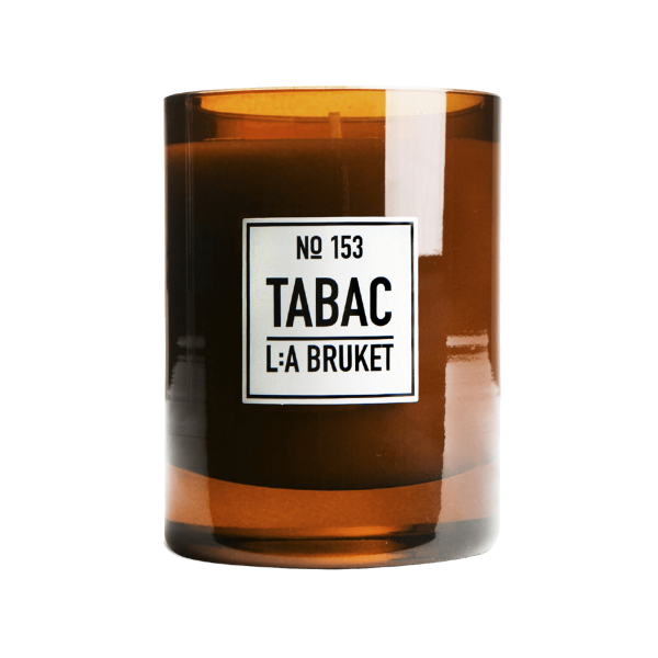 No. 153 Scented Candle Tabac