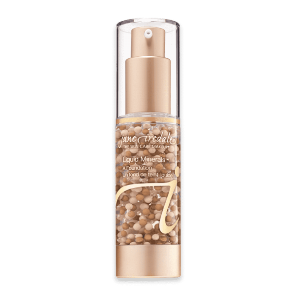 Jane Iredale Liquid Minerals - Mineral Make-up mit Hyaluron