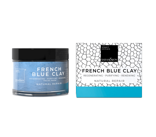 French Blue Clay Mask