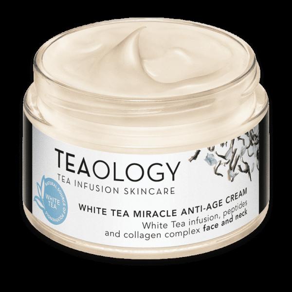 White Tea Miracle Anti-Age Cream - Antifaltencreme
