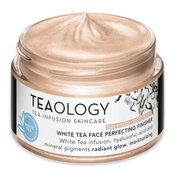 White Tea Perfecting Finisher - Sun Kissed Glow - Gesichtscreme, getönt