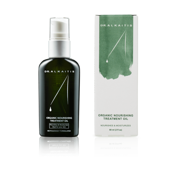 Organic Nourishing Treatment Oil