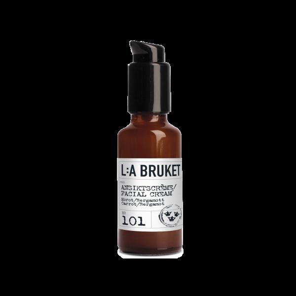 No. 101 Facial Cream Rich Carrot/Bergamot