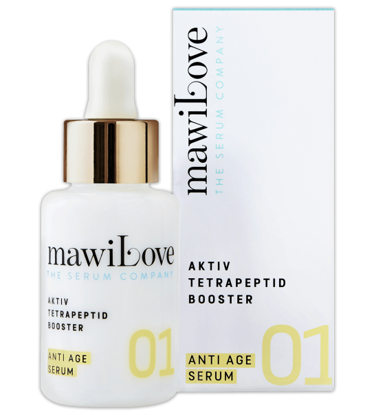 01 Serum Aktiv Tetrapeptid Booster