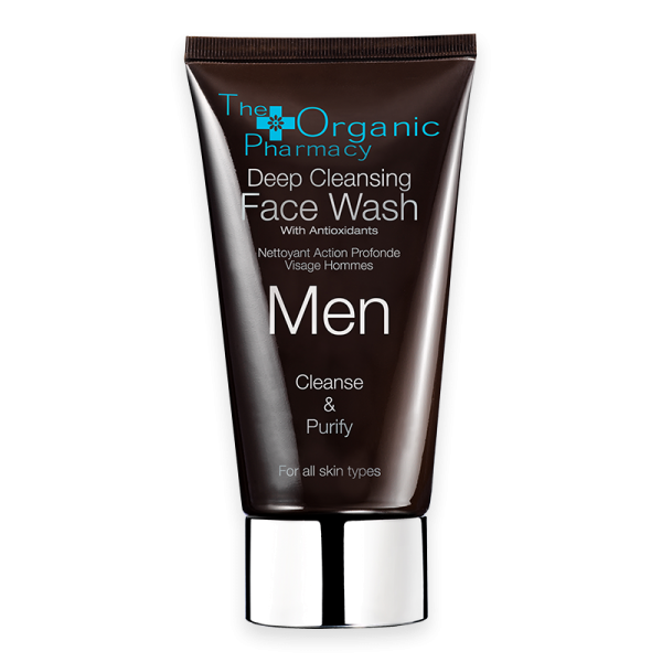 Deep Cleansing Face Wash Men