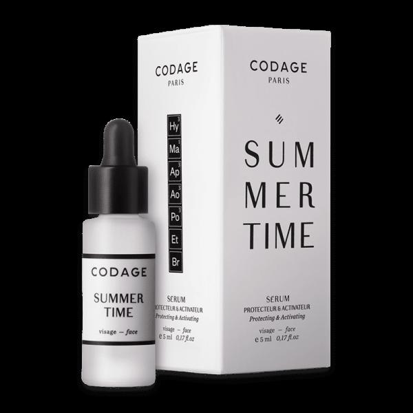 SUMMER TIME - Protecting & Acitvating Serum