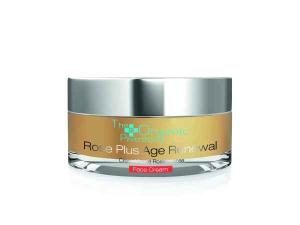 Rose Plus Age-Renewal Face Cream
