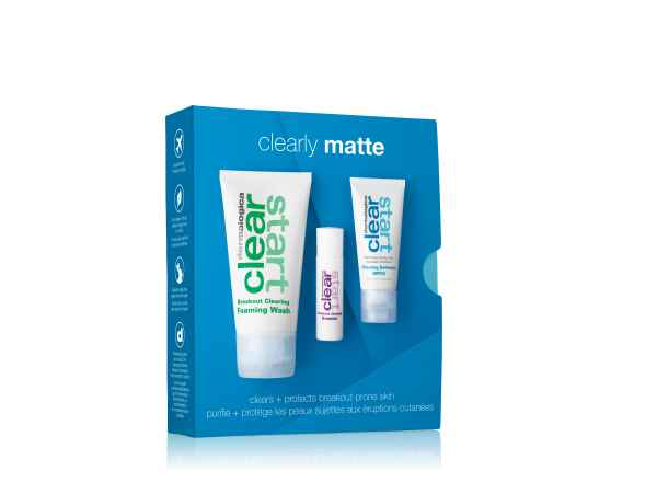Clear Start Clearly Matte Starter Kit