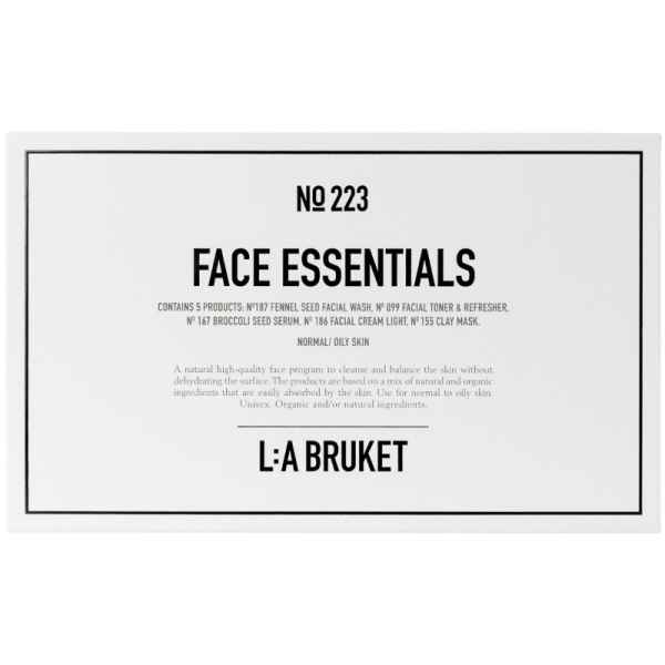 No. 223 Face Essentials Kit Normal/Oily Skin 5x10ml
