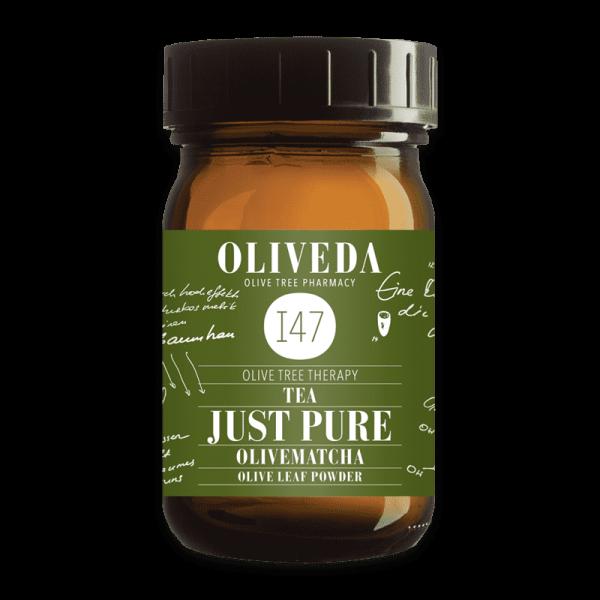 I47 Olivematcha Tea Just Pure