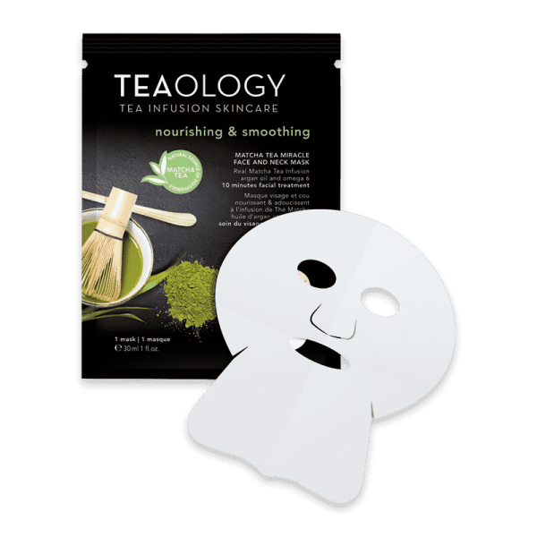 Matcha Tea Miracle Face and Neck Mask