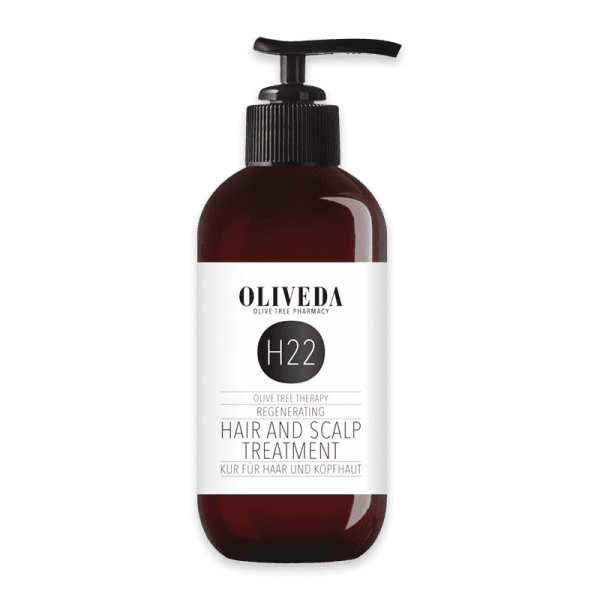 H22 Kur für Haar und Kopfhaut Regererating