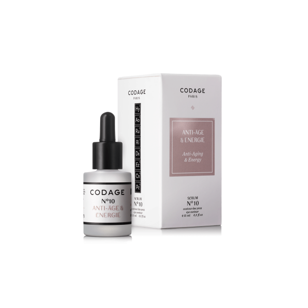 Serum No. 10 Anti-Aging & Energy