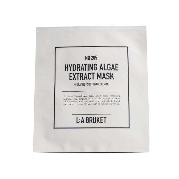No. 205 Hydrating Algae Extract Mask