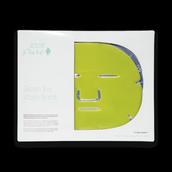 Green Tea Water Bomb