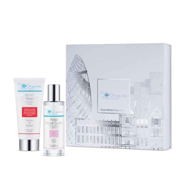 Rose Refresh Face & Body Gift Collection Set