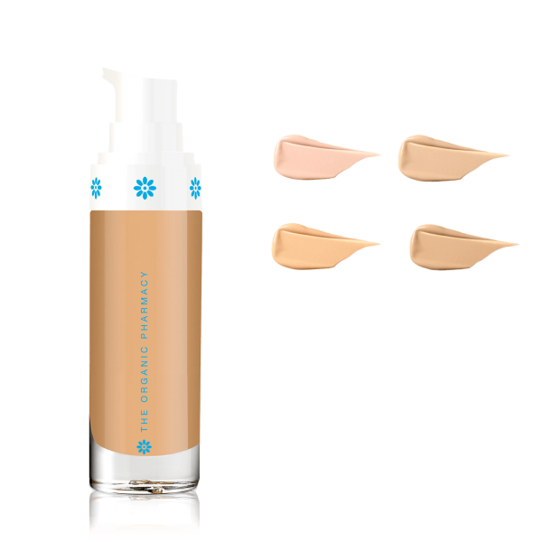 Hydrating Foundation 4 - Make-up mit Hyaluron