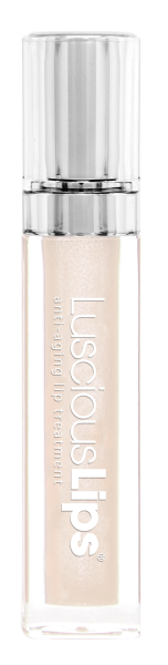 Luscious Lips Naked (sensitive, transparent) - Lipgloss mit Hyaluron