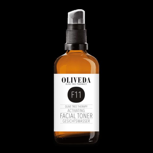 F11 Gesichtswasser Activating