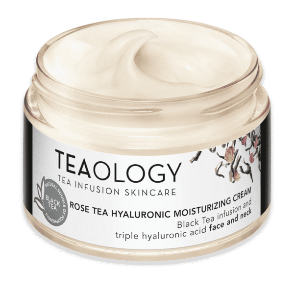 Rose Tea Hyaluronic Moisturizing Cream