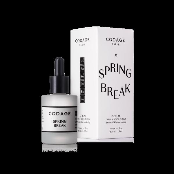 SPRING BREAK - Serum Detox & Skin awakening