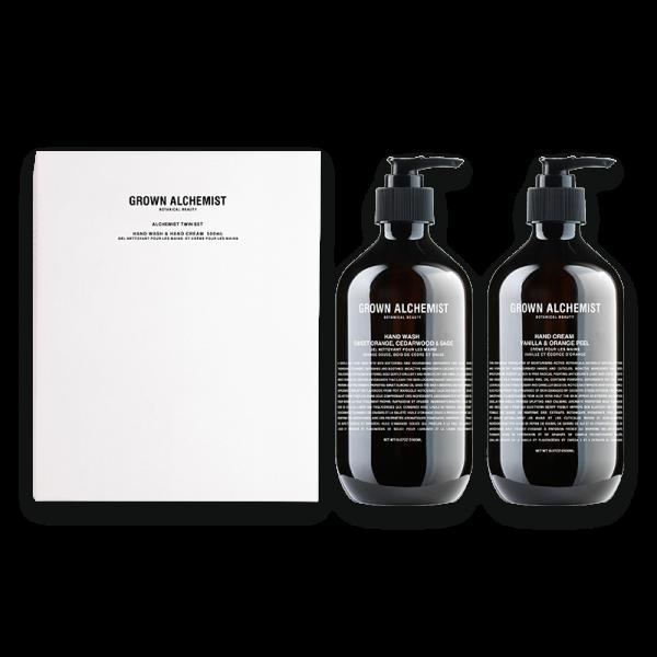 Alchemist Twin Set Hand Wash & Hand Cream 500ml