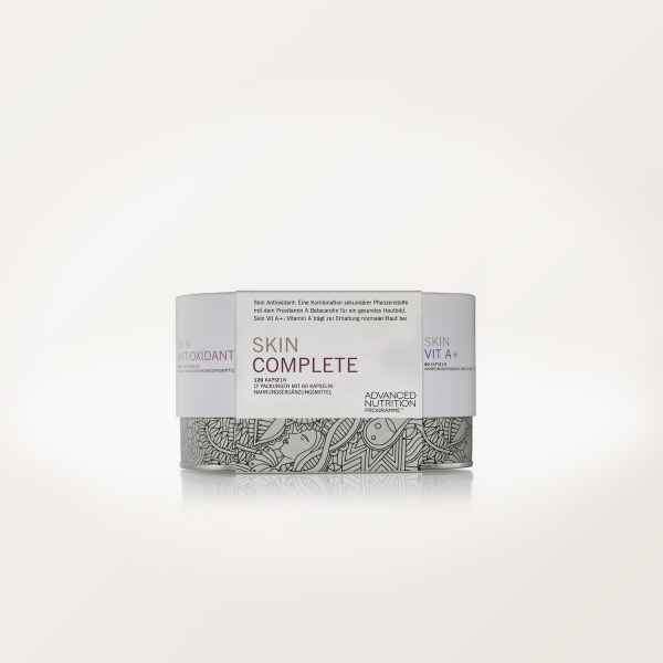 ANP Skin Complete Set - Nahrungsergänzung Skin Antioxidant Plus & Vitamin A Plus