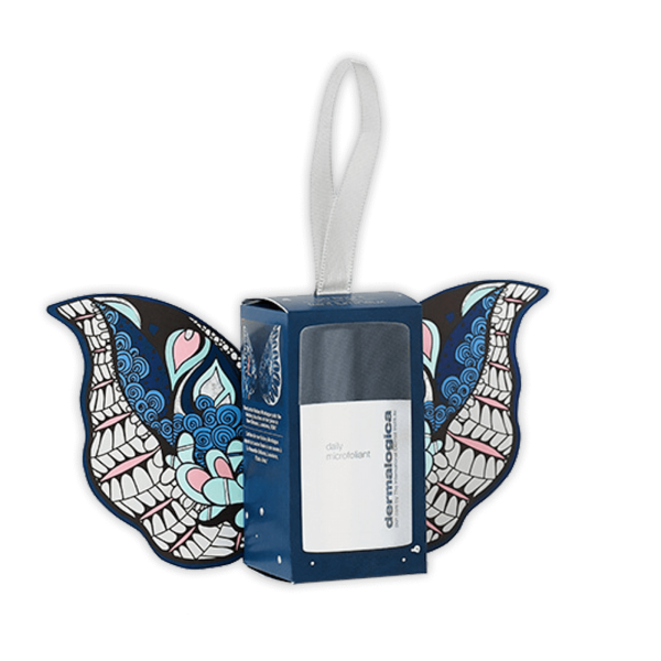 Be Bright Ornament Microfoliant x Kelsey Montague