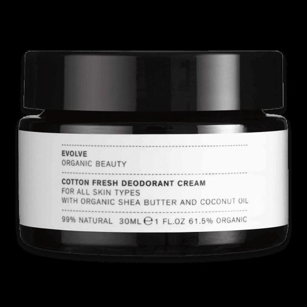 Cotton Fresh Deodorant Cream