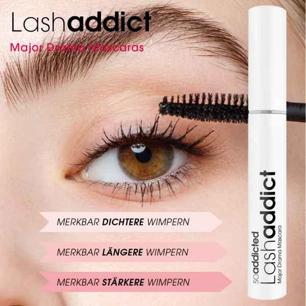 Lashaddict Major Drama Mascara