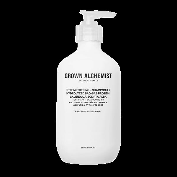 Strengthening Shampoo 0.2