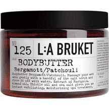 No. 125 Body Butter Bergamot/Patchouli MHD