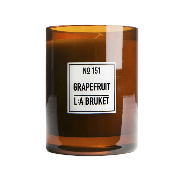 No. 151 Scented Candle Grapefruit