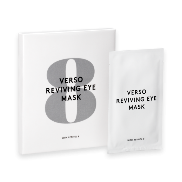 VERSO Reviving Eye Mask Single