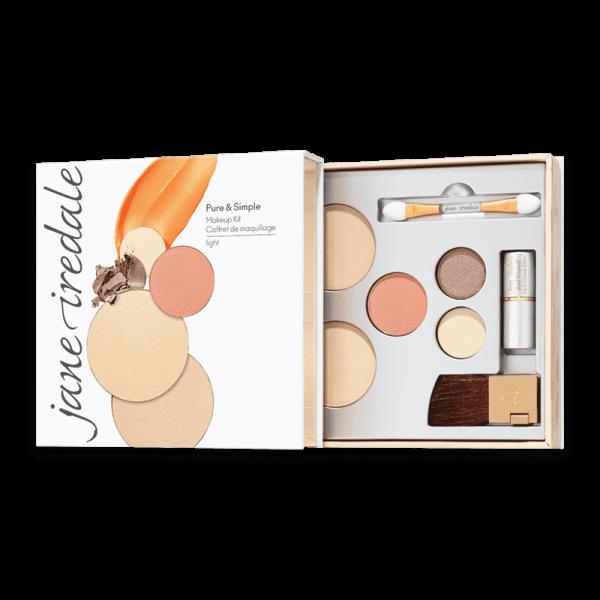 Jane Iredale Pure & Simple Kit light