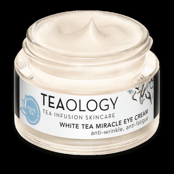 White Tea Miracle Eye Cream - Augencreme
