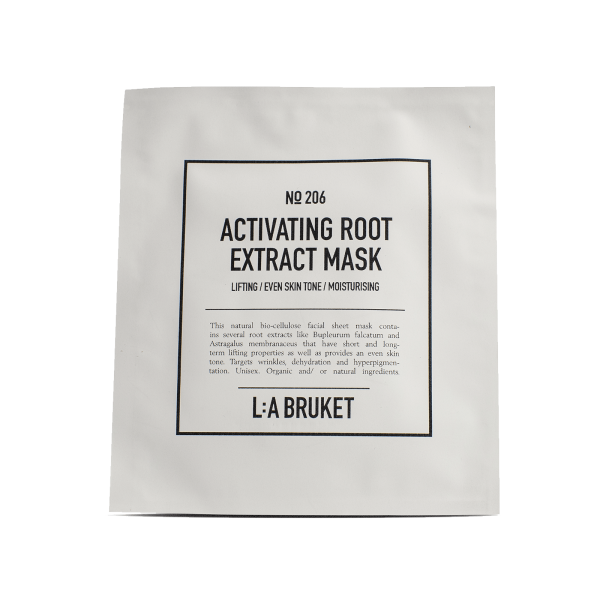 No. 206 Activating Root Extract Mask