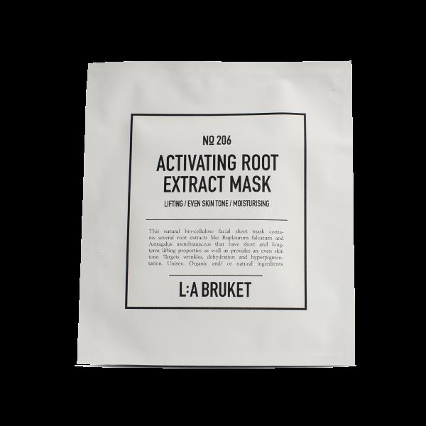 No. 206 Activating Root Extract Mask 4er Pack - Feuchtigkeitsmaske