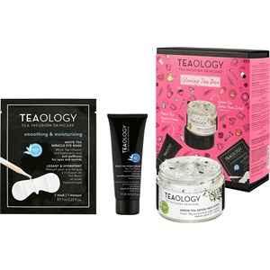 Glowing Tea Box ltd. Edition - Anti Aging Gesichtspflege für müde Haut