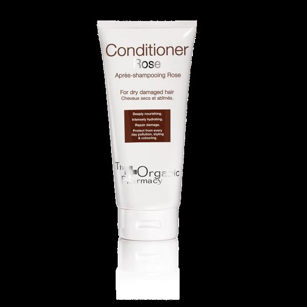 Conditioner Rose - Spülung für strapaziertes, trockenes Haar
