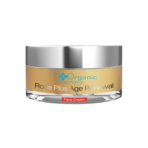 Rose Plus Age-Renewal Face Cream
