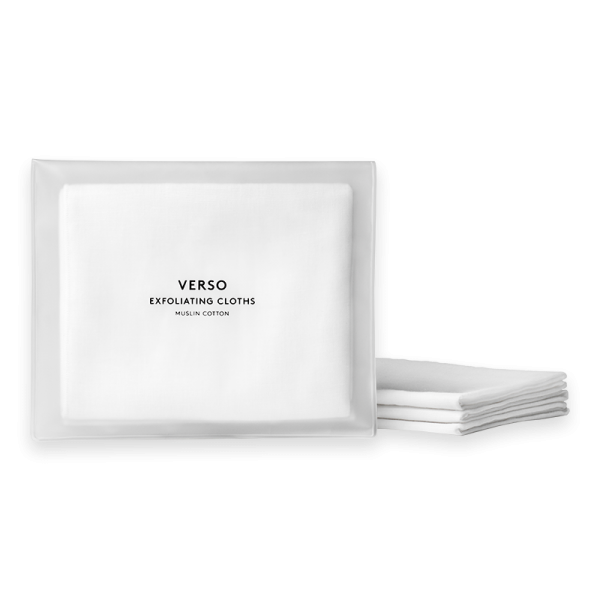 VERSO Muslin Exfoliating Cloth