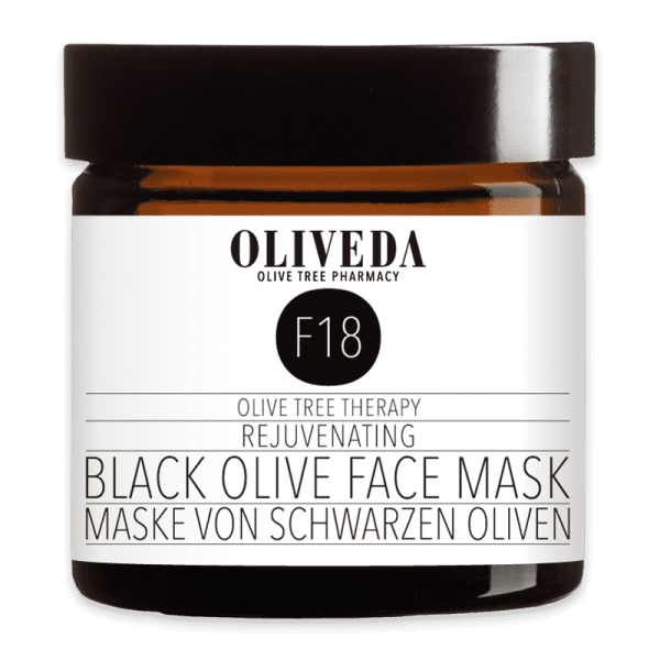 F18 Black Olive Mask Rejuvenating