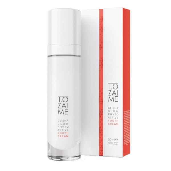 Geisha Glow Phytoacitve Youth Cream - Gesichtscreme für extrem empfindliche haut